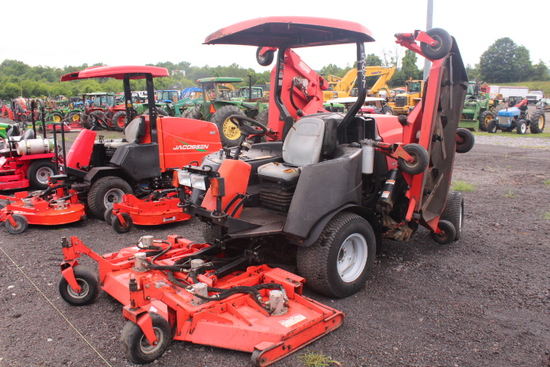 2002 JACOBSON/TEXTRON HR016T MOWER