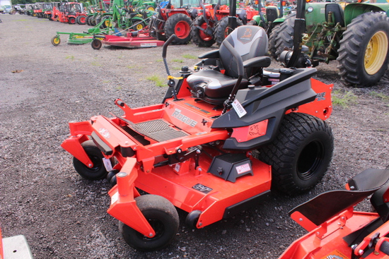 "BAD BOY ROUGE ZERO TURN MOWER, 61"" DECK"