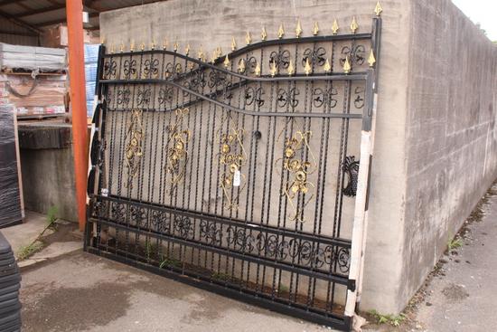IRON GATES 20', BIPARTING