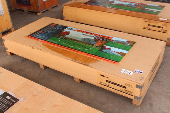 UNUSED HD STEEL CARPORT 12' X 20'