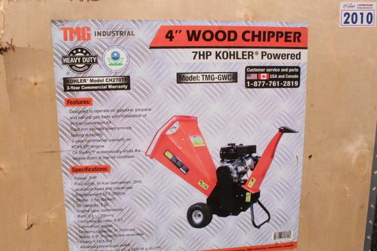 """WOOD CHIPPER KOHLER 4"""""""