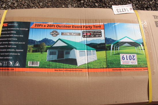 PARTY TENT 2020PE