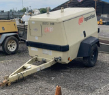 2001 INGERSOLL-RAND TOWABLE AIR COMPRESSOR