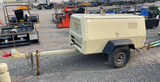 1996 INGERSOLL RAND P100WD TOWABLE AIR COMPRESSOR
