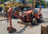 DITCH WITCH 2310 DIESEL TRENCHER