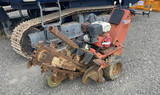 DITCH WITCH 1220 WALK BEHIND TRENCHER