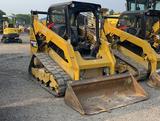 CAT 259D TRACK SKID STEER