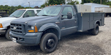 2005 FORD F-450 SERVICE TRUCK 2WD