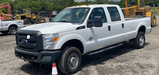 2011 FORD F-350 4 DOOR LONG BED PICKUP TRUCK