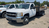 2009 CHEVY 3500 SINGLE CAB DUALLY 2WD
