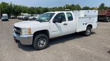 2008 CHEVY 2500HD SERVICE TRUCK