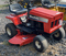 SIMPLICITY 12RTH RIDING LAWN MOWER