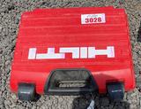HILTI DX46 NAIL DRIVER