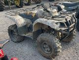 YAMAHA GRIZZLY 660 ATV