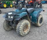 YAMAHA TIMBERWOLF 4WD ATV WITH REVERSE