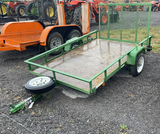 2010 CARRY-ON 5'x8' TRAILER