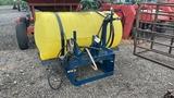 AG SPRAY 200 GALLON 3PT HITCH BOOMLESS SPRAYER