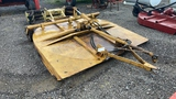 PULL TYPE 7' ROTARY CUTTER WITH HYDRAULIC LIFT