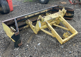 3PT HITCH 6' ROLL OVER BOX BLADE