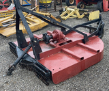 5' ROTARY CUTTER, 3PT HITCH, PTO