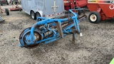 FORD 3PT HITCH SIDE DELIVERY HAY RAKE