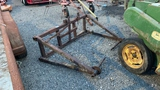 3PT HITCH HAY BALE UNROLLER