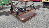 HOWSE 5' 3PT HITCH ROTARY CUTTER