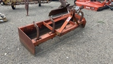 7' 3PT HITCH BOX BLADE WITH RIPPER