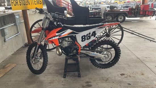 2021 KTM 250SX MOTORCYCLE