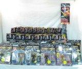 31 Star Trek Action Figures
