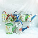 Vintage Tin Watering Cans J. Chein, Ohio Art, Etc