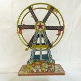 1950 Tin Litho Ohio Art Giant Ride Ferris Wheel