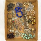 Antique jewelry and accessories