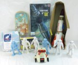 Space Toys Apollo-11 Battery Op Space Rocket