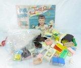 Vintage Dollhouse Furniture & Paper Dolls