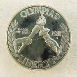 1988 S Olympics Silver Dollar BU