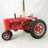 Large McCormick Deering Farmall Tractor