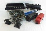 Lionel Train Engine 1060 & Coal Car Plus 3 Cars