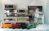 Lionel Trains Track & Transformer,Several New Cars