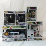 5 Funko POP! Figures Ghostbusters & More