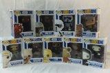 9 Star Wars Funko POP! Figures & Bobbleheads