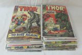 26 Vintage Comics- Thor & many 1st appearances