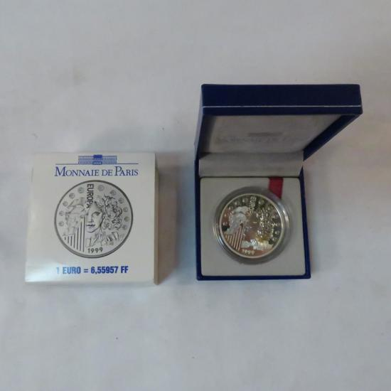 1999 Silver Euro Proof
