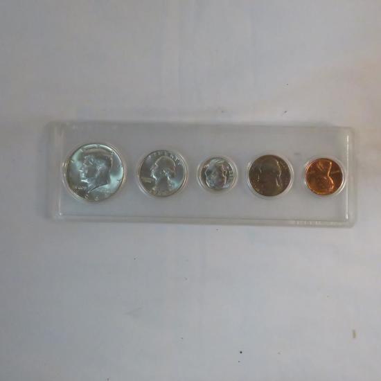 1964 US Mint Set in Capital Case