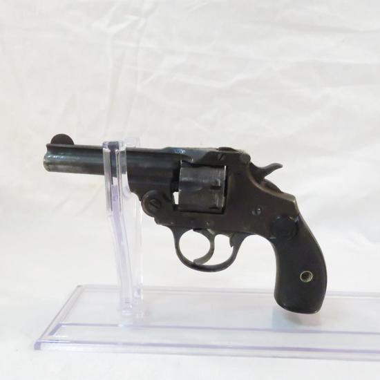 Iver Johnson Safety Automatic 3rd mod .22 Revolver
