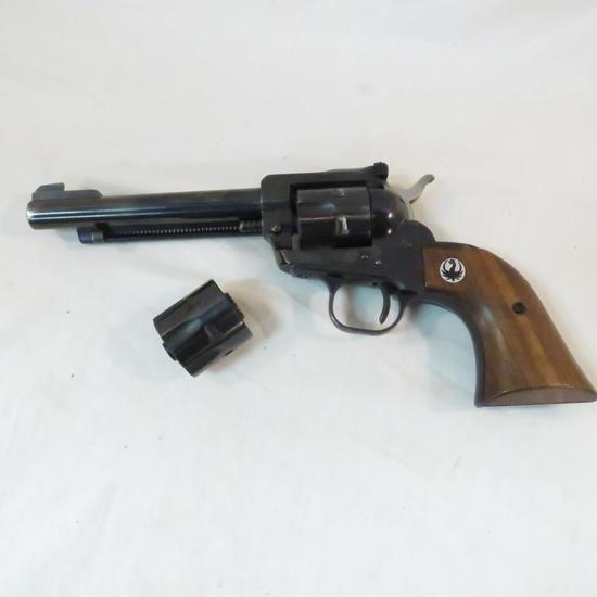 Ruger Single Six .22 LR & .22 Mag Revolver in box