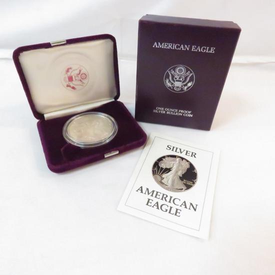 1997 American Silver Eagle Proof