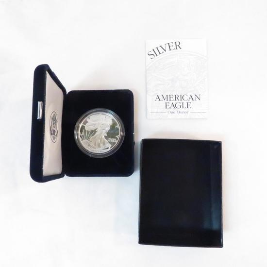 1997 P American Silver Eagle Proof