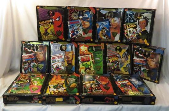 Marvel Milestones Famous Covers Action Figures NIP
