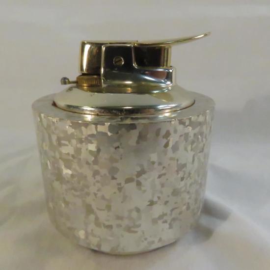 Ronson Varaflame Luralite table lighter